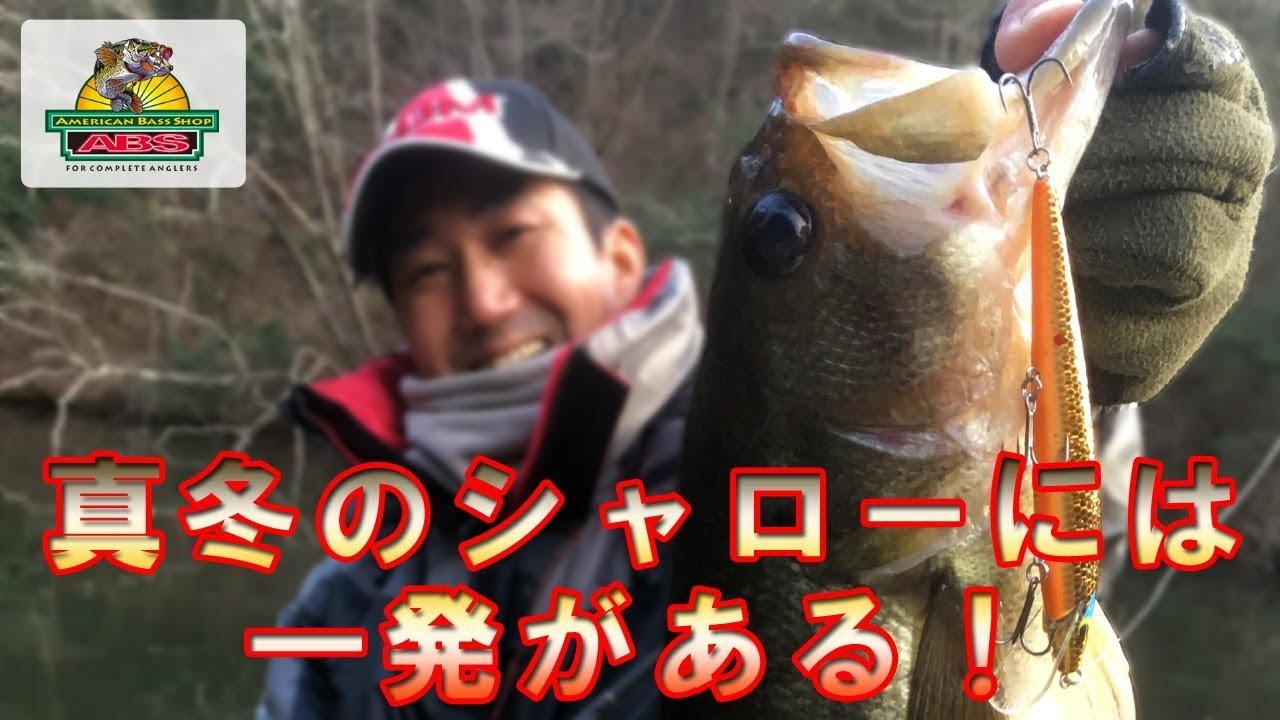 ABSバス釣り動画